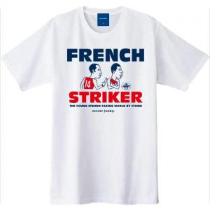 FRENCH STRICKER 半袖TEE(ホワイト)