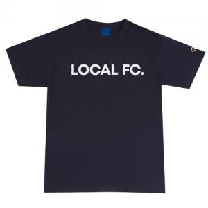 LOCAL FC Champion TEE (ネイビー)