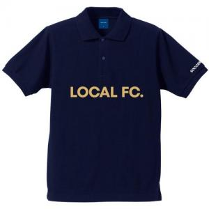 LOCAL FC POLO (ネイビー)