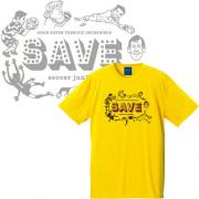 SAVE THE GK DryコットンTEE(イエロー)